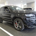 Stigao Jeep Grand Cherokee Red Vapor