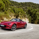 Novih devet nagrada za MX-5