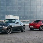 Mazda MX-5 RF dobitnik Red Dot 2017.