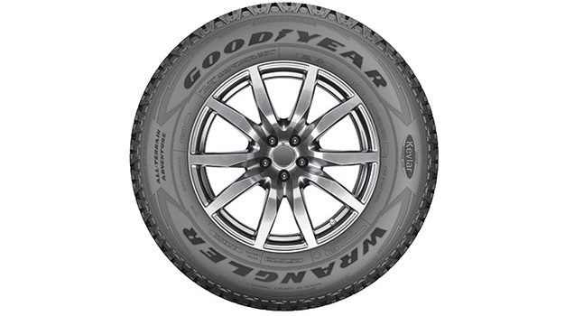 Goodyear Wrangler All-Terrain Adventure pobjednik testa