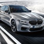 Novi BMW M5 Competition