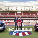 Hyundai i Atletico Madrid