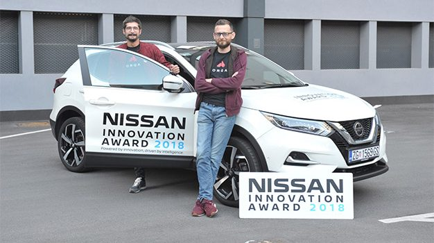 Nissan Innovation Award 2018